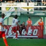 Corona si fa parare da Robertiello il rigore del possibile gol vittoria