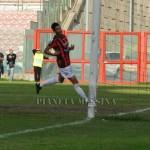 Il gol realizzato da Madonia