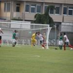 Il gol realizzato da Chiaria