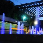 Piazza Cairoli e il tram