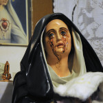 La Madonna di Giampilieri che lacrima
