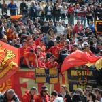 Messina-Sorrento: è promozione