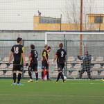 Il gol di Giannuso dell'Arzanese su punizione