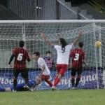 Il gol vittoria firmato da Ferreira