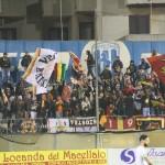 I tifosi peloritani anche a Martina Franca