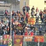 """Anche al """"De Simone"""" di Siracusa tifosi peloritani presenti"""
