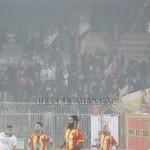 """Tifosi messinesi allo stadio """"Via del Mare"""""""