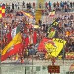 L'esordio in campionato contro il Bari