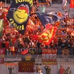 Tifosi in massa a Barcellona Pg