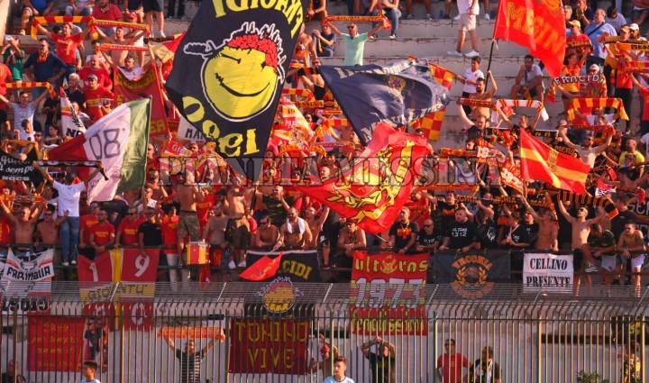 tifosi a Barcellona