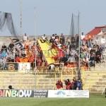 I tifosi peloritani a Catanzaro