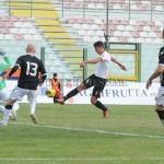 Il terzo gol siglato da Damonte