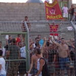 Supporter peloritani a Patti