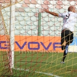 L'esultanza di Tavares dopo il primo gol