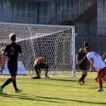 Il primo gol del Messina segnato da Barraco