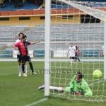 Il gol di Blondett del Cosenza