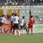 Il gol di Mancosu della Casertana
