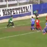 Il gol di Gustavo