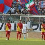 Delusione dopo il gol del Catania