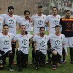 Il Messina schierato nel derby