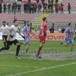 Milinkovic esulta dopo il gol su rigore