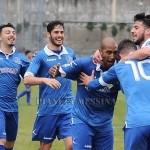 La gioia dopo il raddoppio di Firenze
