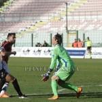 Milinkovic batte il portiere del Taranto