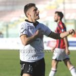 Milinkovic dopo il gol del 3-1