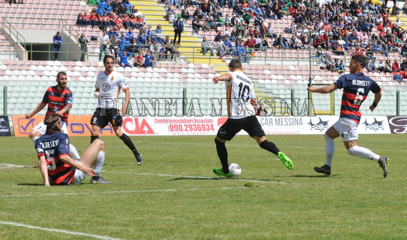 Il tiro gol di Milinkovic