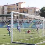 Il gol del Messina segnato da Mascari