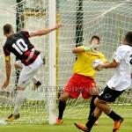 Il gol di Cavallaro