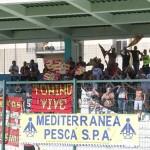 """I supporter al """"Vallefuoco"""" di Mugnano"""