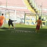 Il primo gol del Messina