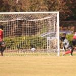 Il primo gol di Miuccio