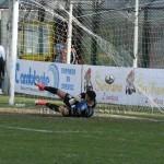 Il primo gol di Genevier su rigore