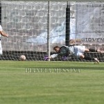 Il gol vittoria acese siglato da Diop