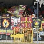 """I tifosi al """"Partenio"""" di Avellino"""