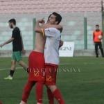 Rossetti e Saverino, autori dei due gol